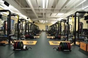 Začátky ve fitness centru